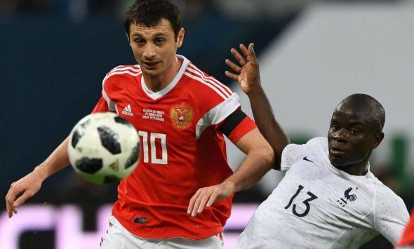 Rusia y Arabia Saudí abren el Mundial de 2018