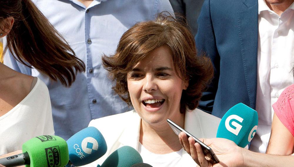 Así es cómo destruyó Soraya Sáenz de Santamaría a sus adversarios del Partido Popular
