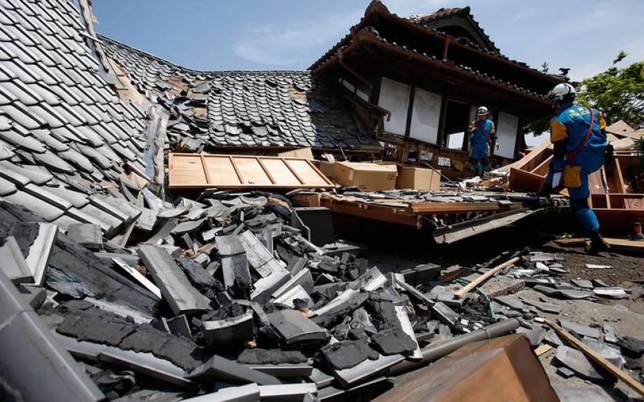 Un Terremoto De Magnitud  Provoca Tres Muertos En Japon