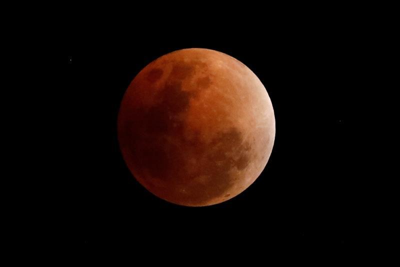 Así estuvo el eclipse más largo del siglo en el mundo
