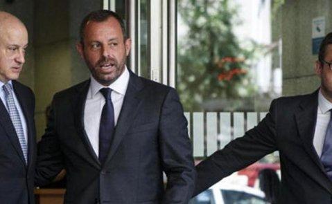 Sandro Rosell, imputado en una nueva causa por defraudar a Hacienda