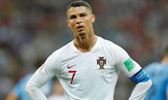 Manchester United quiere de regreso al crack de Real Madrid — Cristiano Ronaldo