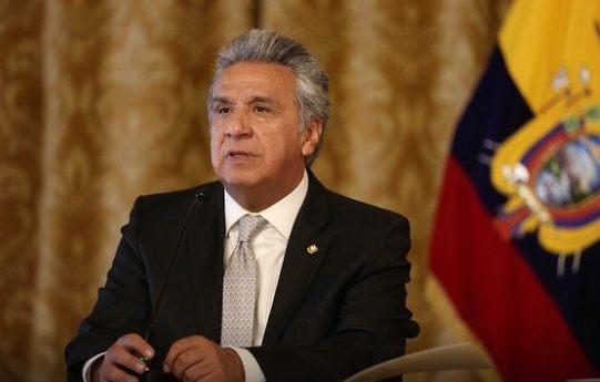 El Rey recibirá al presidente de Ecuador el próximo día 26
