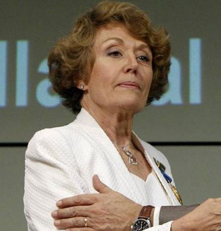 El Gobierno propone a Rosa María Mateo como administradora única