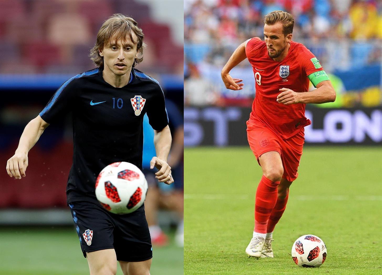 Croacia pone a prueba su talento con el 'músculo' de Inglaterra