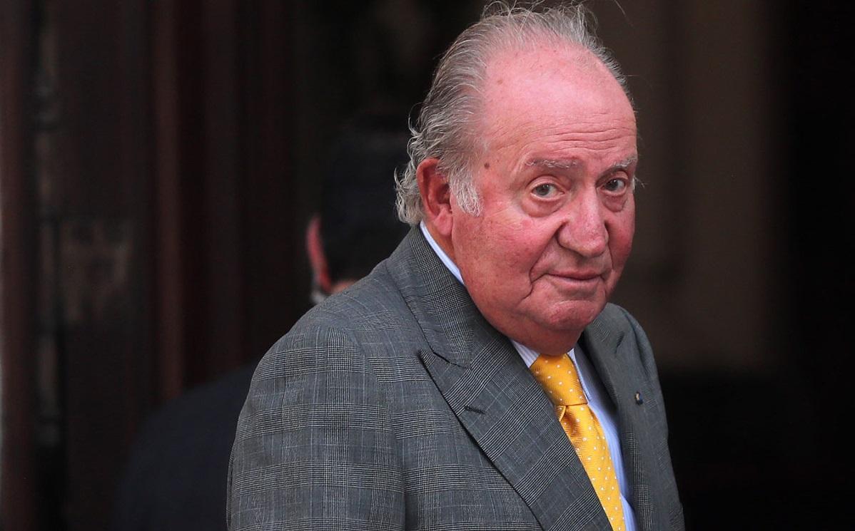 IU y PCE se querellan contra el rey Juan Carlos por constitución de grupo criminal
