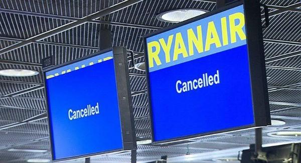 huelga ryanair vuelos tripulantes españa cabina