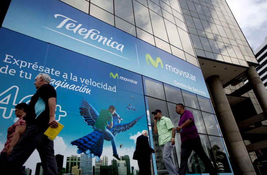 Un fallo seguridad de Movistar expone datos de clientes
