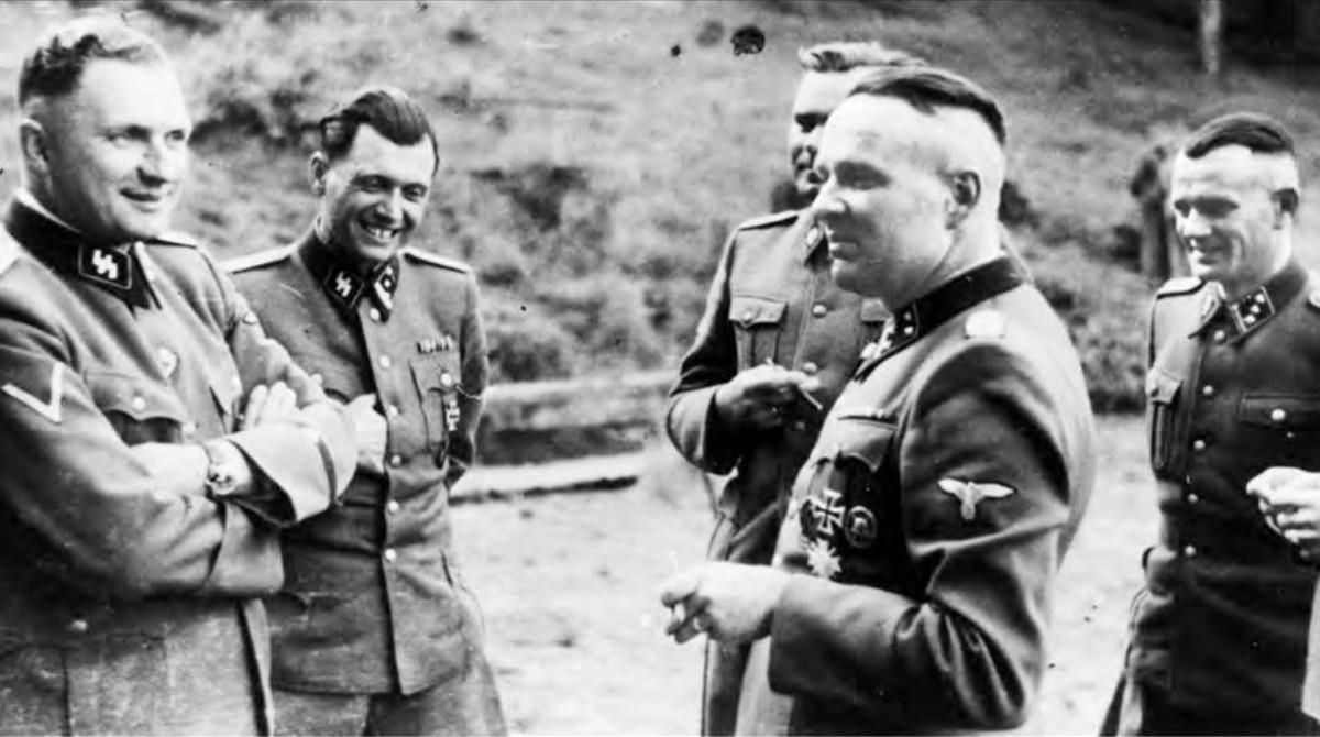 EU deporta a Alemania a exguardia de las SS de 95 años