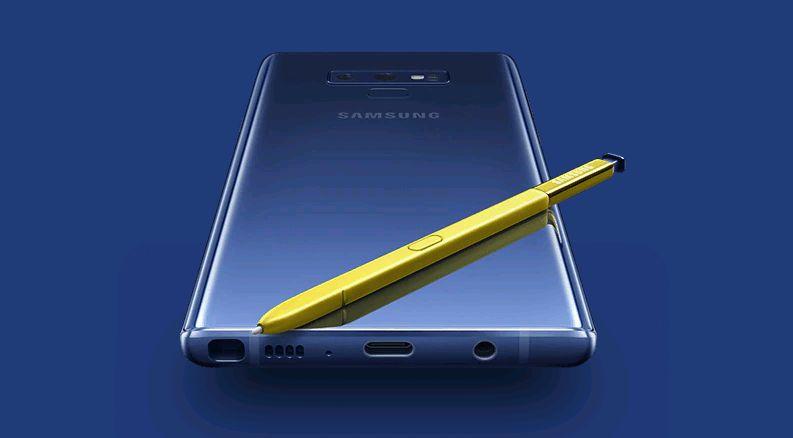 Galaxy Note 9 llega a México este jueves [Negocios]
