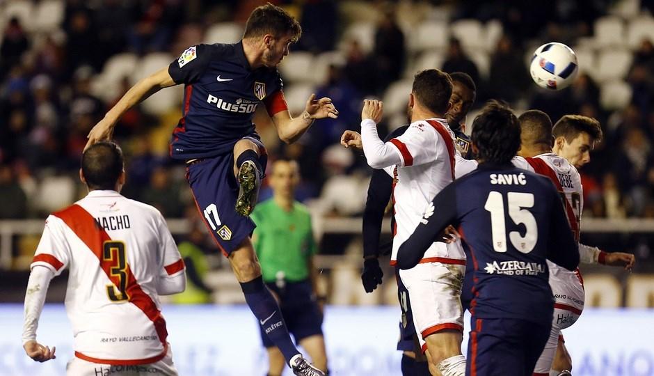 El Atlético se estrena en el Metropolitano ante el Rayo Vallecano