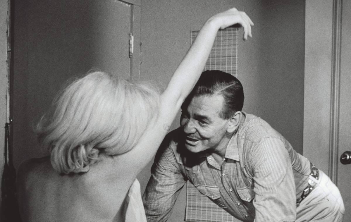 Descubren Una Escena De Marilyn Monroe Desnuda En Vidas Rebeldes