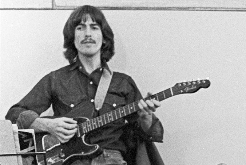Una guitarra de George Harrison será subasta por 391.000 dólares