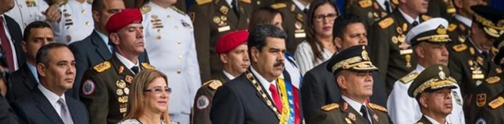 Maduro asegura que los involucrados en su atentado fallido han huido a Perú