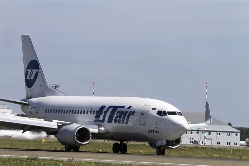 Accidente de avión en Rusia deja al menos 18 heridos