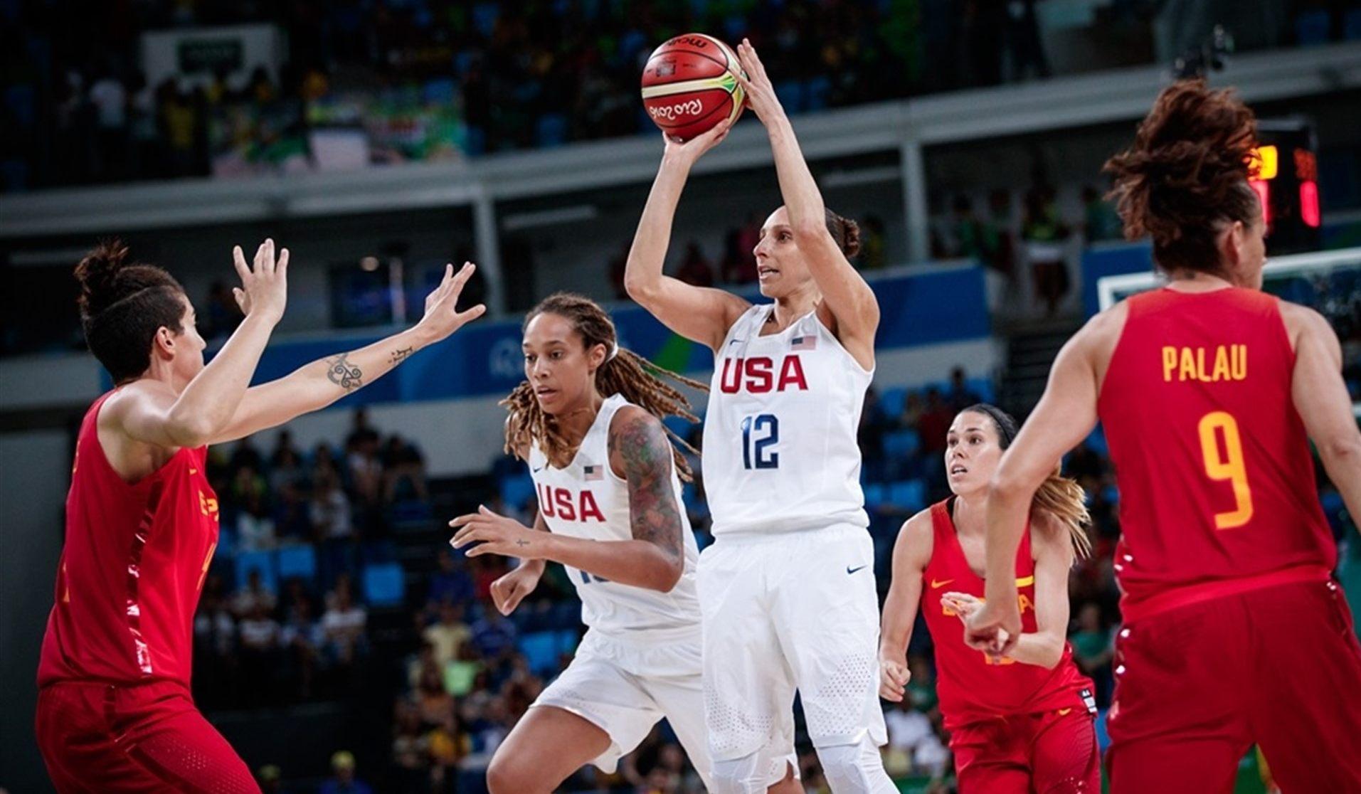 Resultado de imagen de El Campeonato del Mundo de Baloncesto Femenino 2018 tenerife