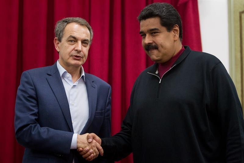 Éxodo venezolano es por culpa de las sanciones de Estados Unidos — Zapatero