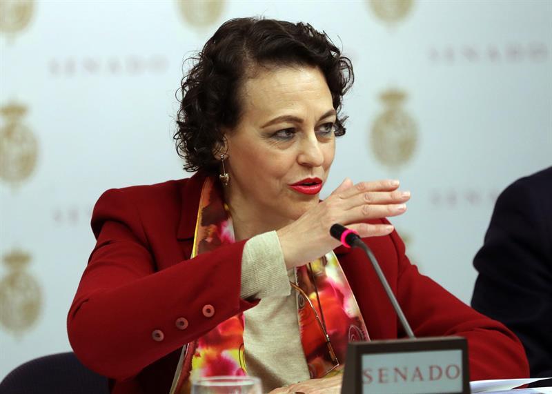 La ministra de trabajo migraciones y seguridad social magdalena valerio ha respaldado este - Actualizacion pension alimentos ipc ...