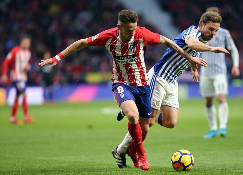 El Atlético espera resarcirse ante la Real de la goleada en Dortmund