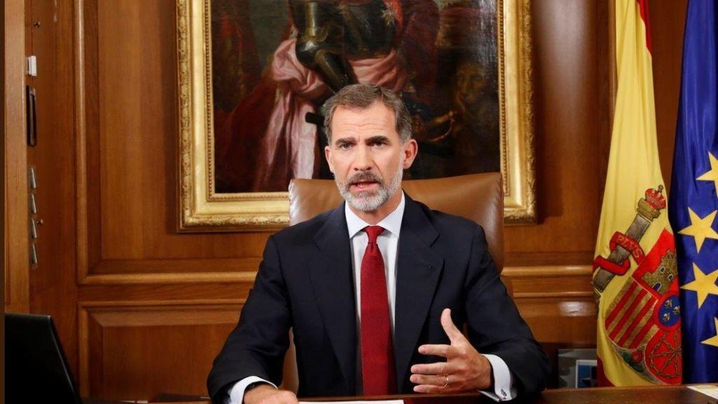 """Los comunes piden que el Parlament condene la """"intervención"""" del Rey en el proceso soberanista"""