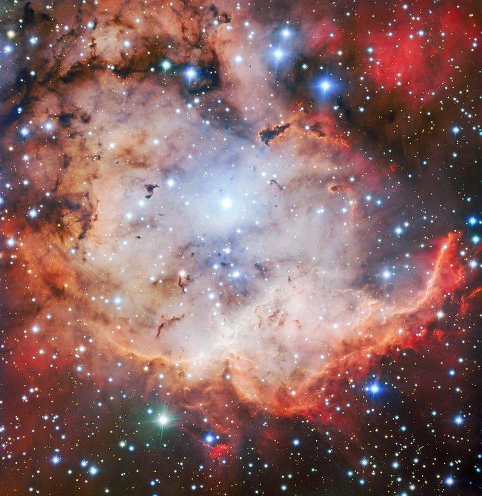 Resultado de imagen de Hermosa nebulosa