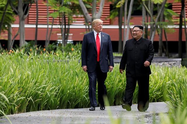 Kim Jong Un supervisa pruebas de nueva arma táctica de alta tecnología