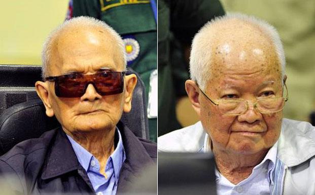 Cadena perpetua por genocidio contra dos líderes del Jemer Rojo — Camboya