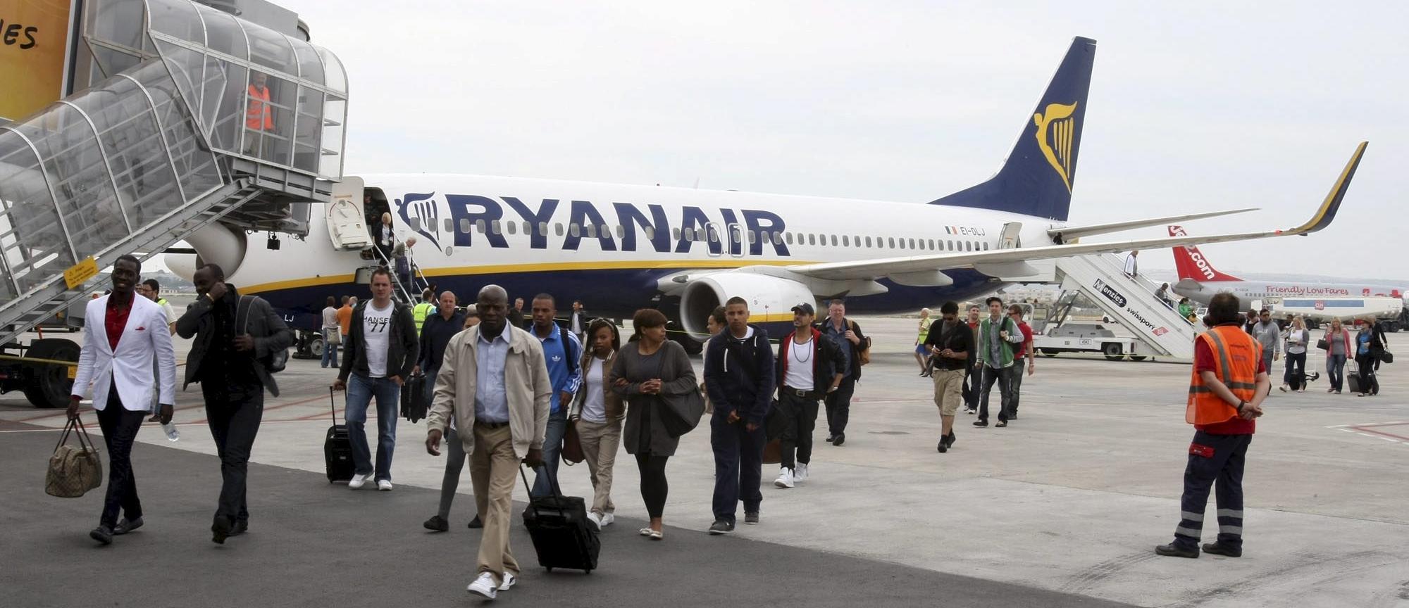 c5eb5e500 Italia prohíbe a Ryanair cobrar por el equipaje de mano - Republica.com