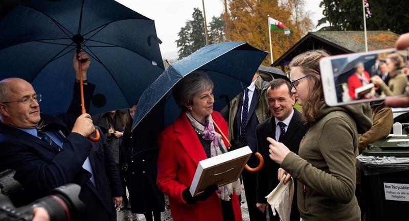 Pase lo que pase, la economía británica sufrirá por el Brexit