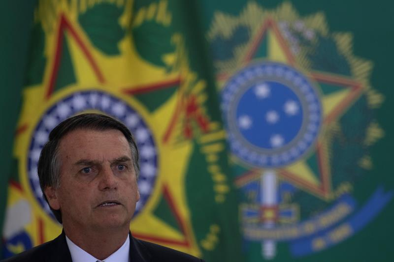 Bolsonaro anuncia retiro de Brasil del Pacto Migratorio de la ONU
