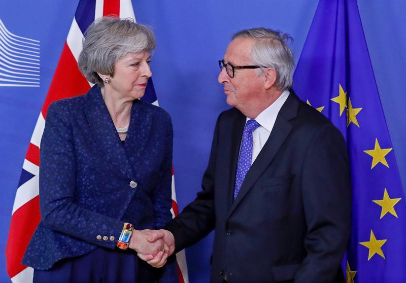 Presidente de Consejo Europeo rechaza apoyo dado al brexit
