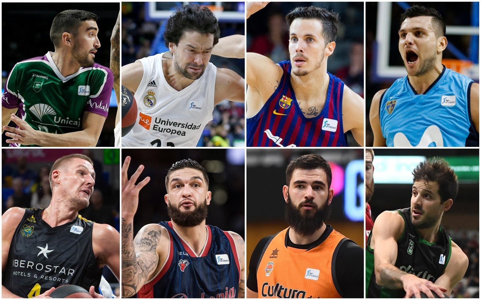 El Barça Lassa y el Real Madrid vuelven a partir como máximos aspirantes a  la gloria en la 83ª edición de la Copa del Rey de baloncesto 4b09c0b8d3b38