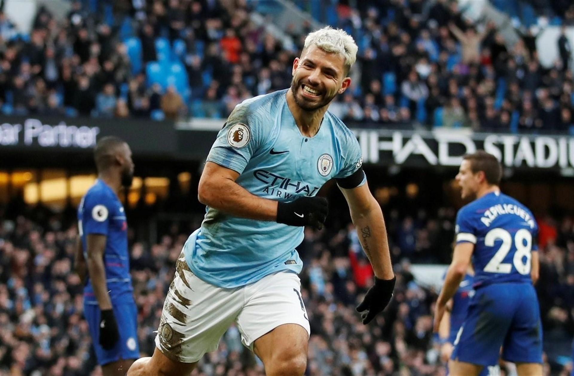 El City arrasa al Chelsea y asalta el liderato de la Premier (6-0)
