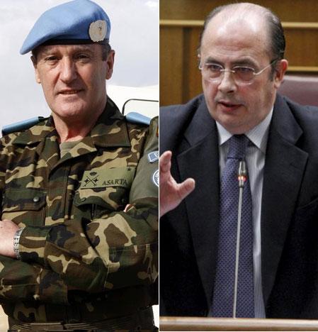 España: Tres generales franquistas ingresan en la lista de Vox