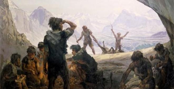 La Península Ibérica refugió a humanos que sobrevivieron a la Edad Hielo