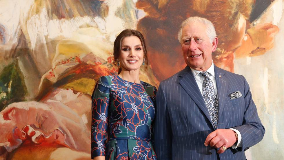 La Reina Letizia Inaugura Mayor Muestra De Sorolla En La National