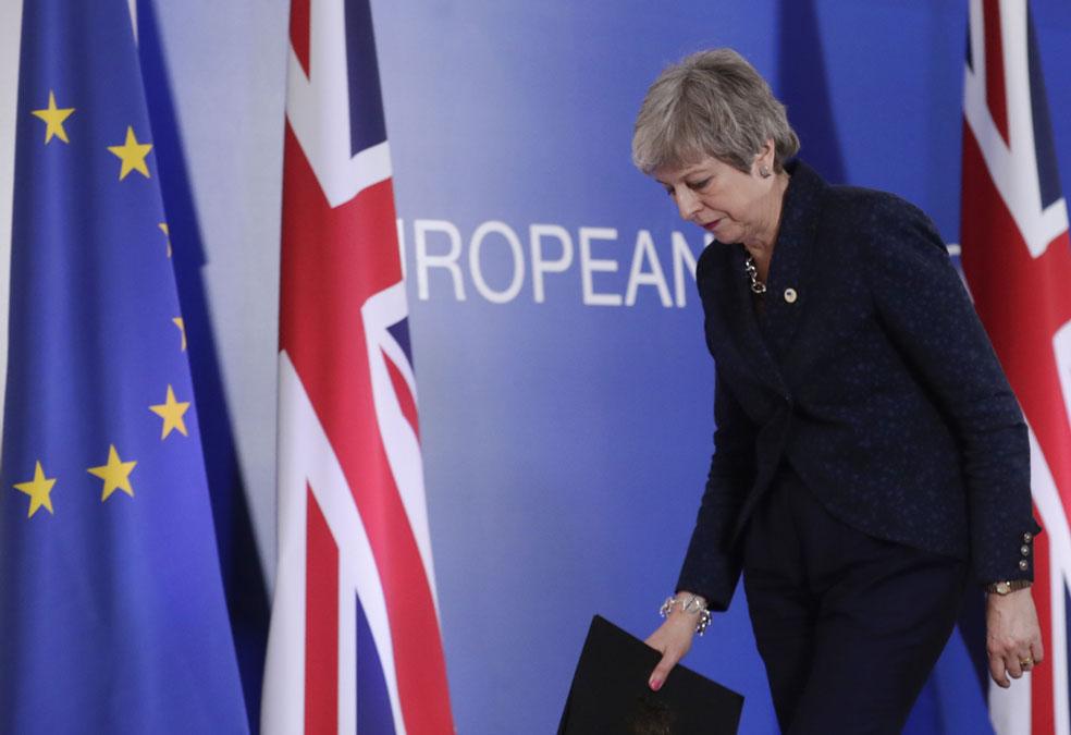 La Unión Europea completó sus preparativos para un Brexit sin acuerdo