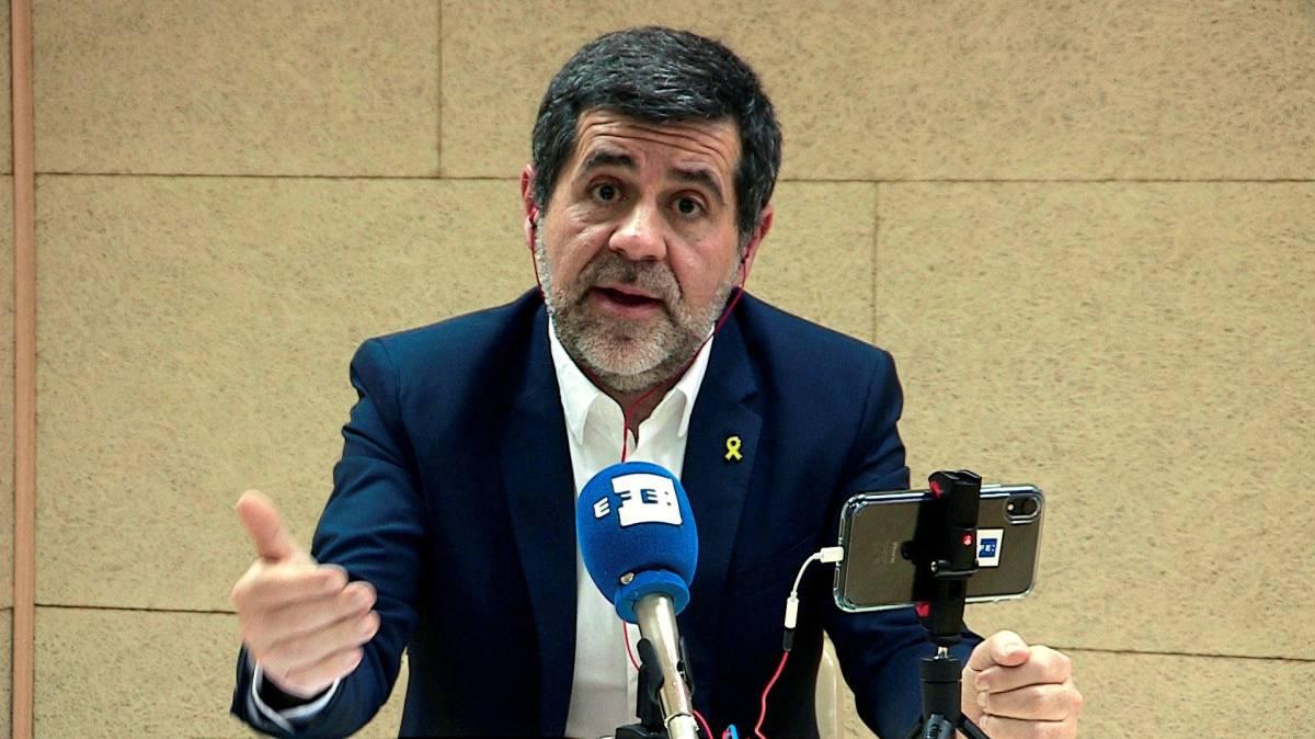 Jordi Sánchez defiende que el proyecto de Puigdemont es el que mejor  representa a JxCat - Republica.com