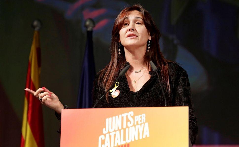 El Supremo cita a Borrás (JxCat) como investigada el 22 de julio