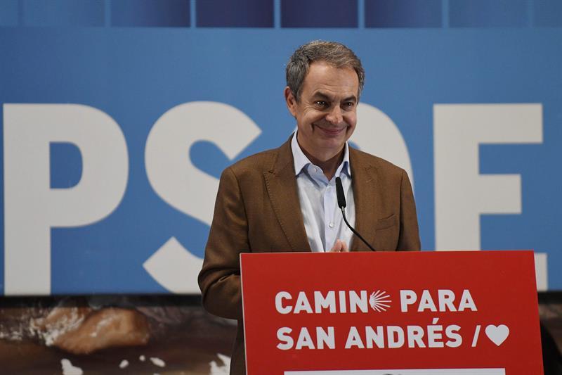 Zapatero Afirma Que Lo Historico Sera Que El Psoe Gobierne En