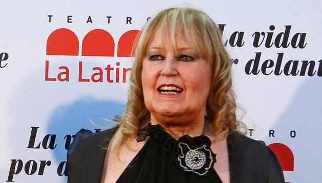 Murió la actriz Analía Gadé