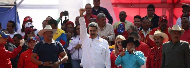 Maduro y Trump confirman contactos de alto nivel entre Venezuela y EEUU