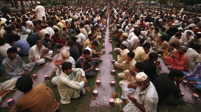 año ramadán mes ayuno hijos