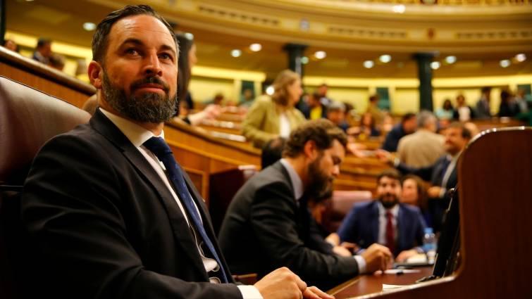 Vox denunciará al Congreso si no cambia la ubicación de sus asistentes y diputados
