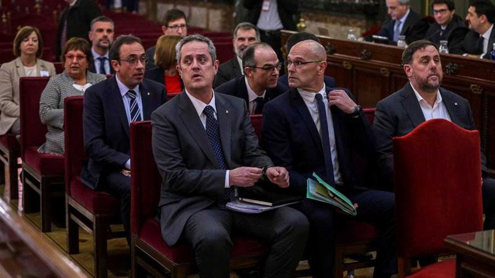 ERC trabaja en 'listas muy similares' a las del 28-A con Junqueras y Romeva de candidatos