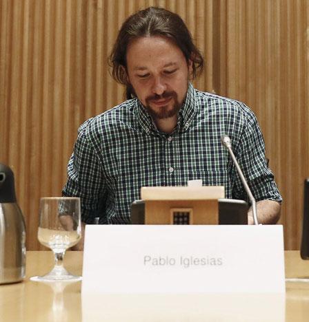 Monedero advierte a Podemos de sus cesiones