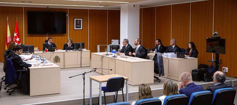 El PP intenta librarse sin éxito del juicio por borrar los ordenadores de Luis Bárcenas