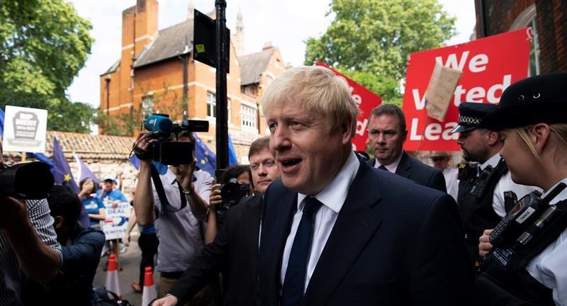 Reino Unido firma una orden para desligarse de las leyes de la UE