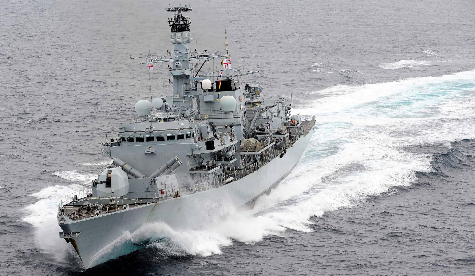 Más tensión entre el Reino Unido e Irán por un buque