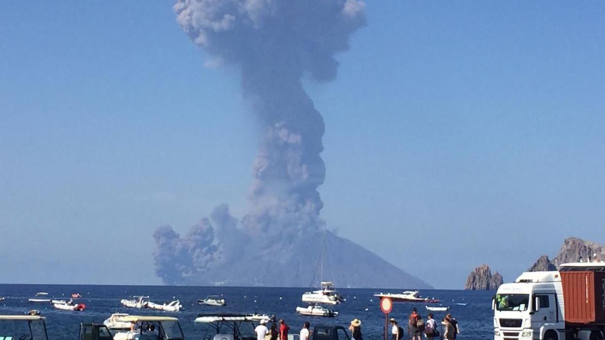 Resultado de imagen para volcan Stromboli